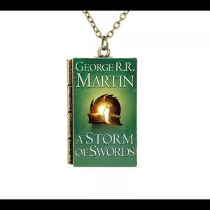 A Storm of Swords Game of Thrones Necklace